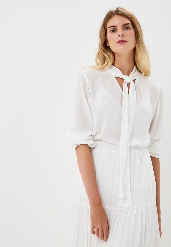 Купить Блуза H:Connect, hc002ewbggd2, белый, Весна-лето 2018