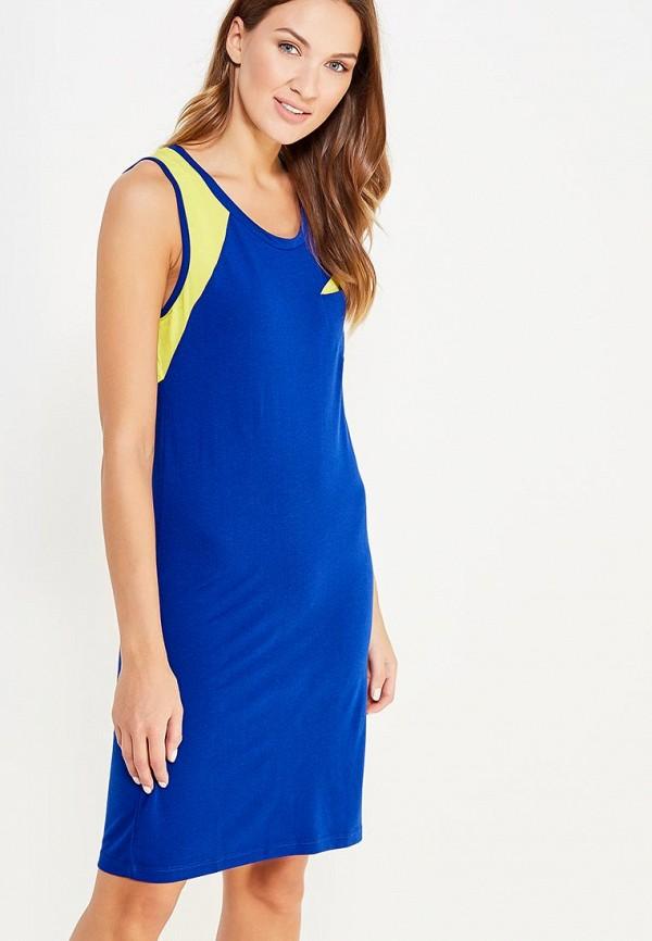 Купить Платье H:Connect, hc002ewvej98, синий, Осень-зима 2017/2018