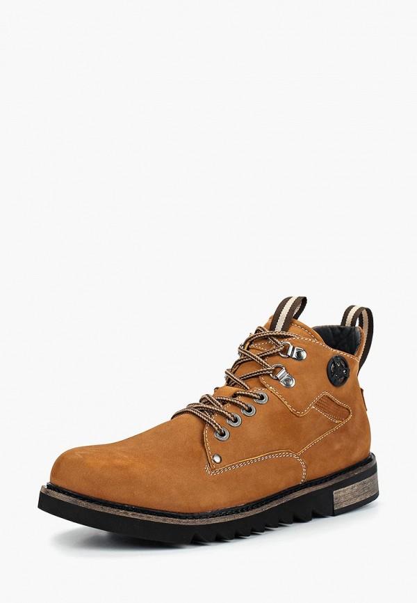 Купить Ботинки HCS, hc077amcixz0, коричневый, Осень-зима 2018/2019