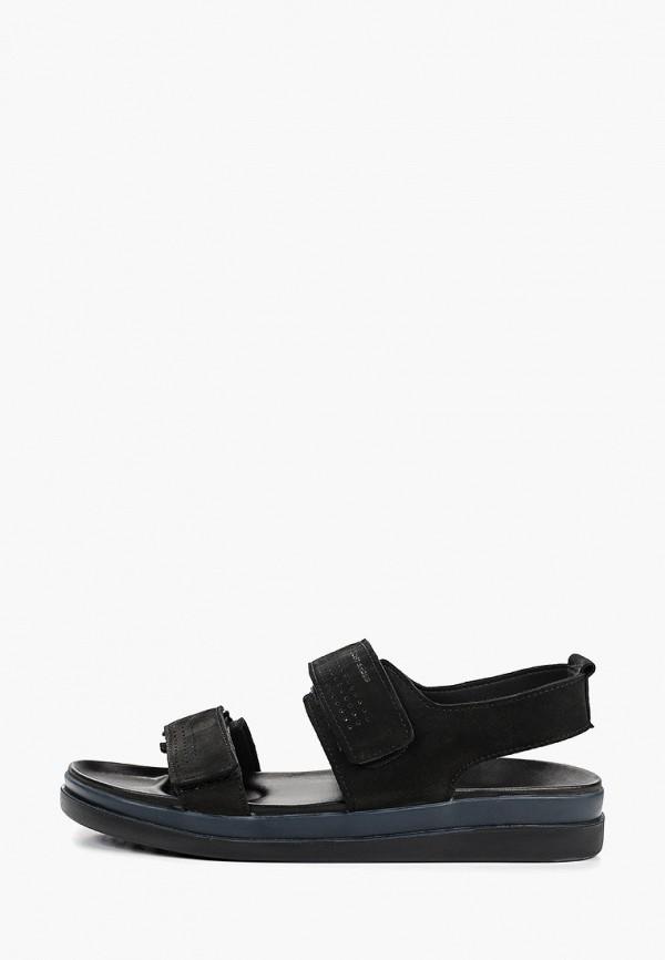 мужские сандалии hcs, черные