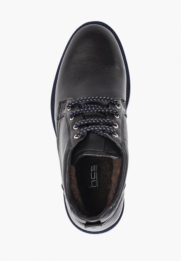 Фото 4 - мужские ботинки и полуботинки HCS черного цвета