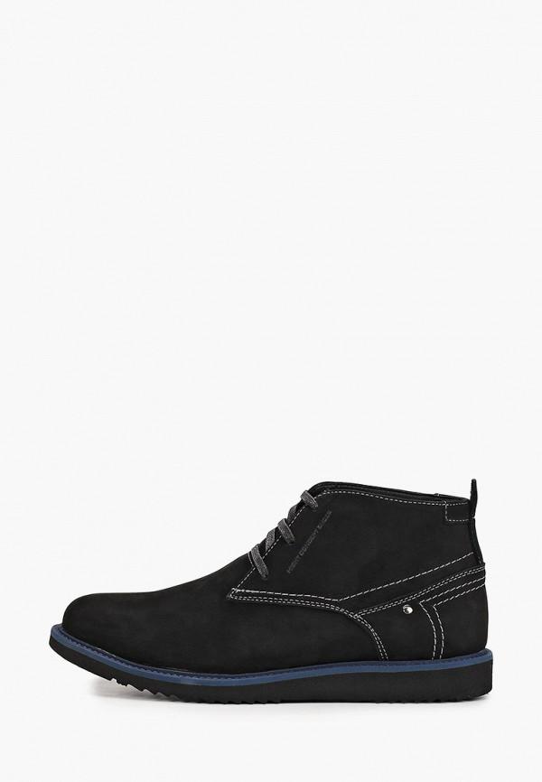 мужские низкие ботинки hcs, черные