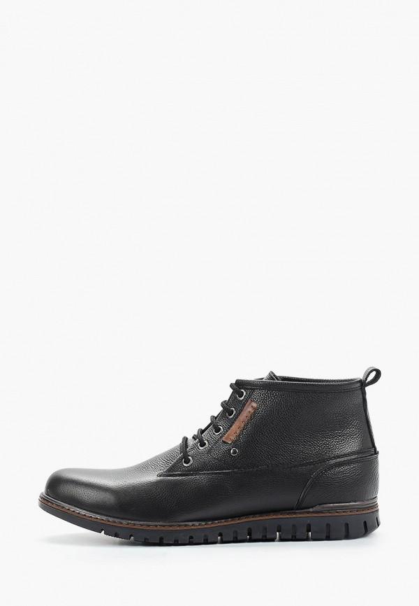 мужские высокие ботинки hcs, черные