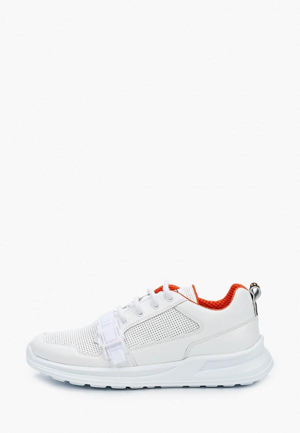 мужские низкие кроссовки hcs, белые