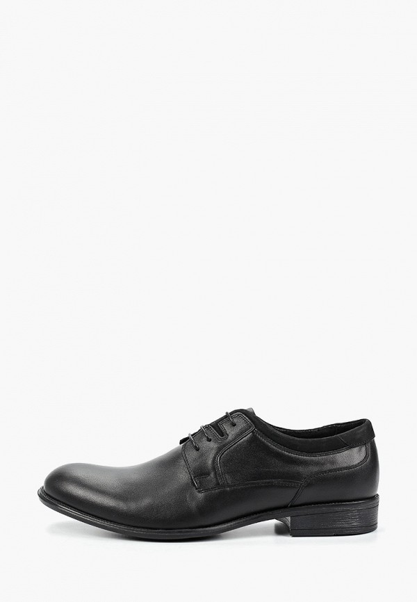 мужские туфли-дерби hcs, черные