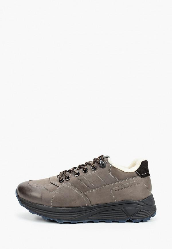 мужские низкие кроссовки hcs, серые