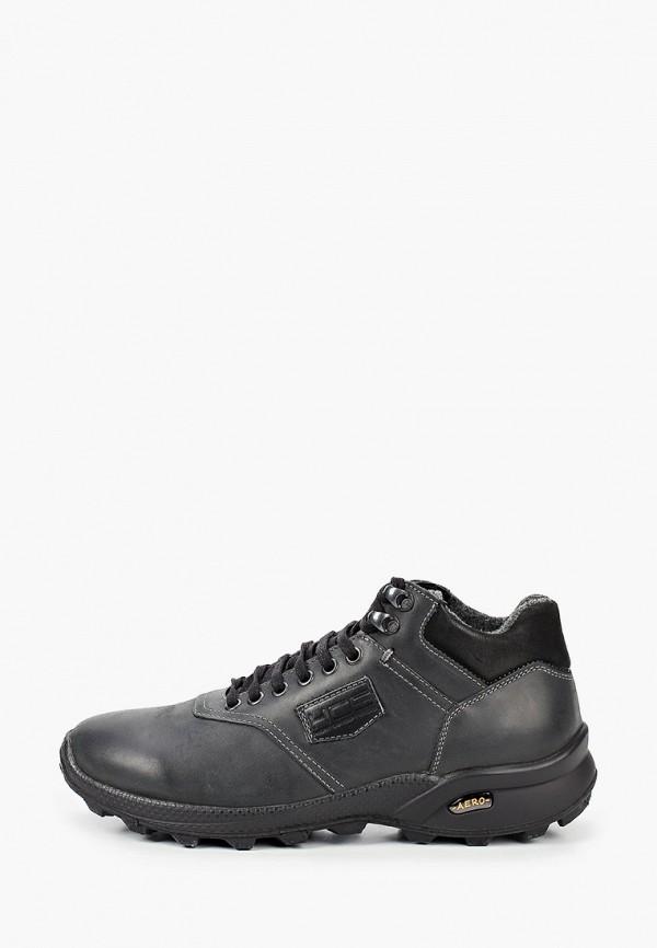 мужские ботинки hcs, серые