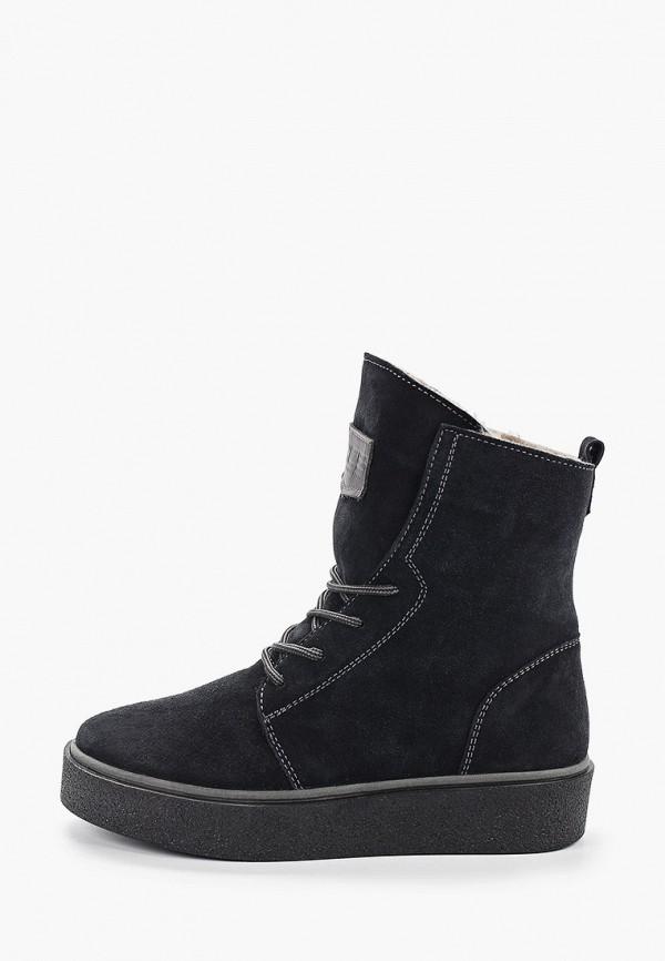 женские ботинки hcs, синие