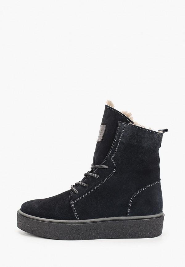 женские ботинки hcs, серые