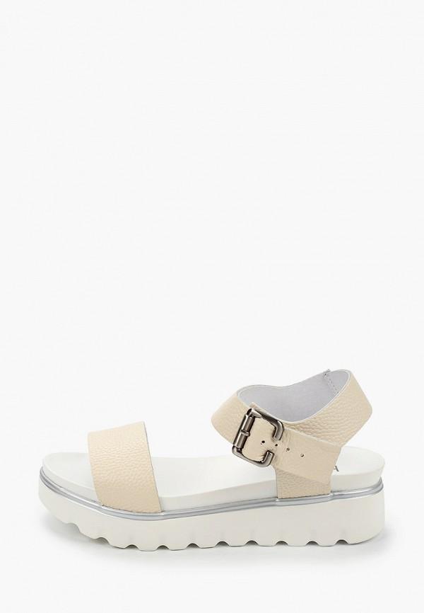 женские сандалии hcs, бежевые