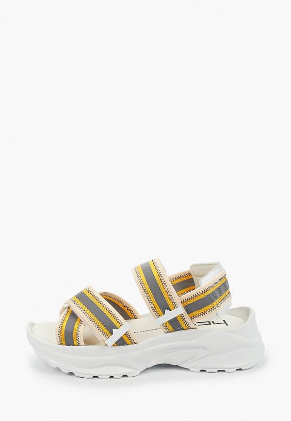 женские сандалии hcs, разноцветные