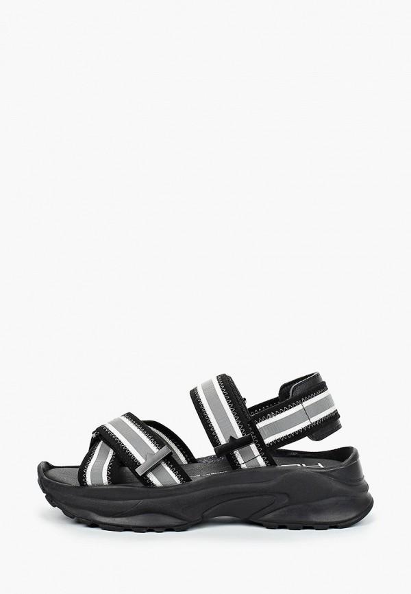женские сандалии hcs, серые
