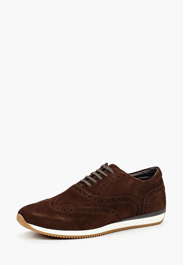 Купить Ботинки Mango Man, M BINGEN, HE002AMCAPR6, коричневый, Осень-зима 2018/2019