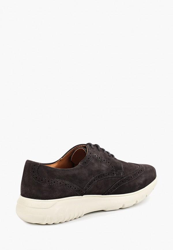 Фото 3 - мужские ботинки и полуботинки Mango Man серого цвета