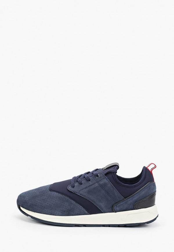 мужские кроссовки mango man, синие