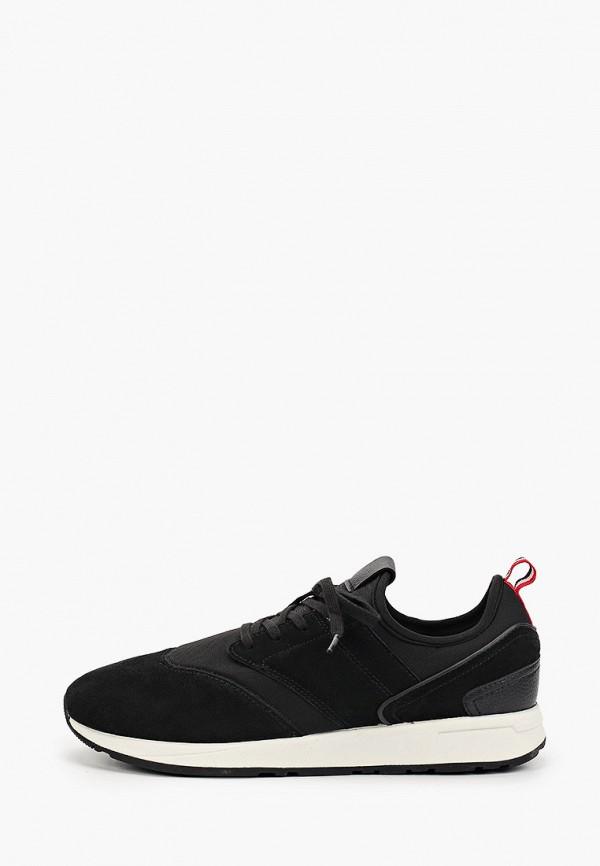 мужские кроссовки mango man, черные