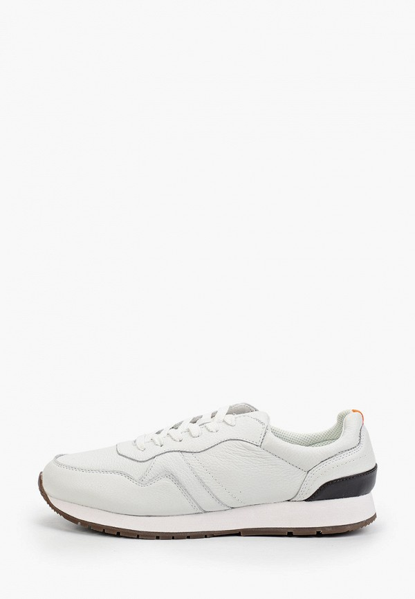 мужские кроссовки mango man, белые
