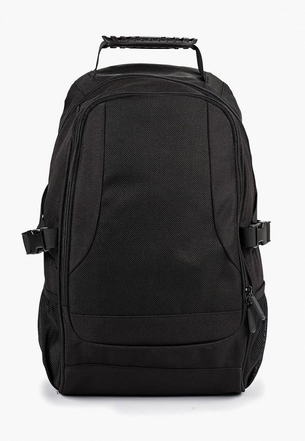 мужской рюкзак mango man, черный