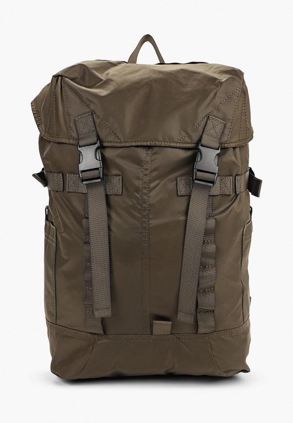 мужской рюкзак mango man, хаки