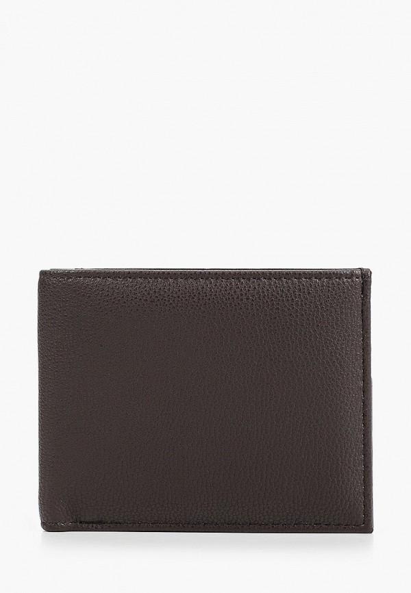 мужской кошелёк mango man, коричневый