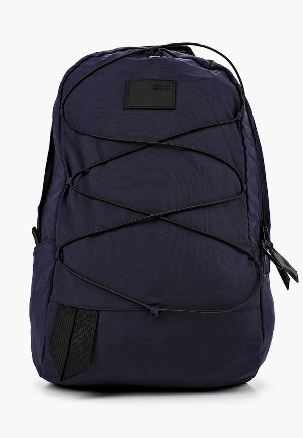 мужской рюкзак mango man, синий