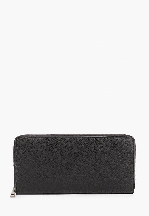 мужской кошелёк mango man, черный