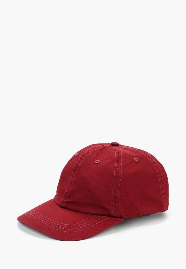 Купить Бейсболка Mango Man, P BASE, HE002CMCAQD5, бордовый, Весна-лето 2018