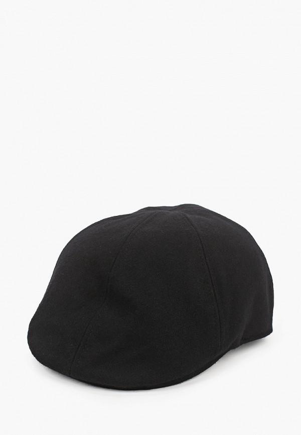 мужская кепка mango man, черная