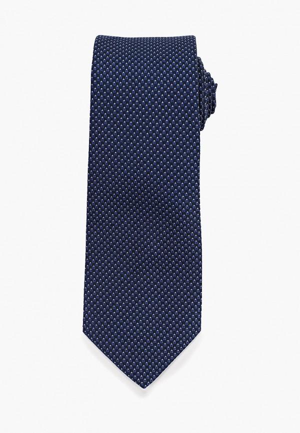 Фото - Мужской галстук Mango Man синего цвета