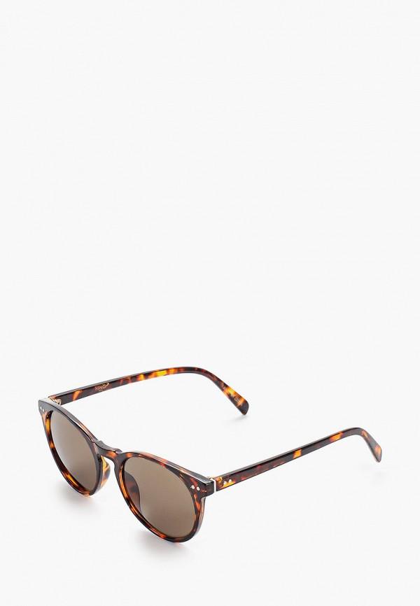 мужские солнцезащитные очки mango man, коричневые