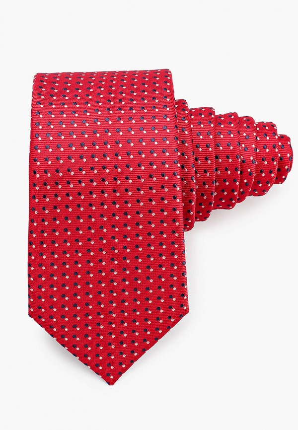 мужские галстуки и бабочки mango man, красные