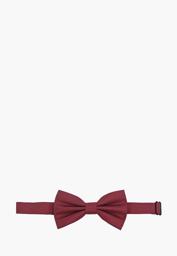 мужские галстуки и бабочки mango man, бордовые