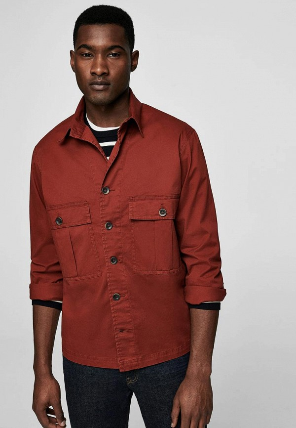 где купить Куртка Mango Man Mango Man HE002EMBGWE1 по лучшей цене