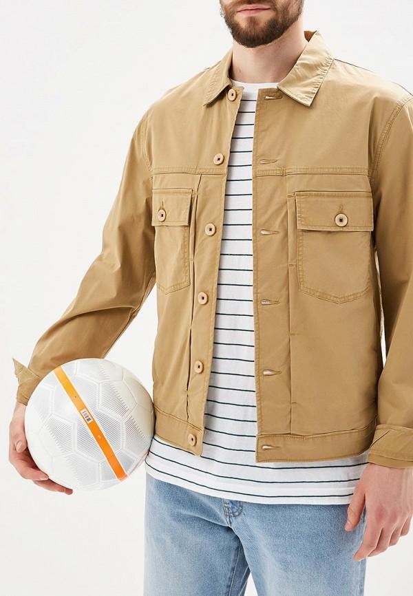 Купить Куртка Mango Man, - NESE, HE002EMBSIN7, бежевый, Осень-зима 2018/2019