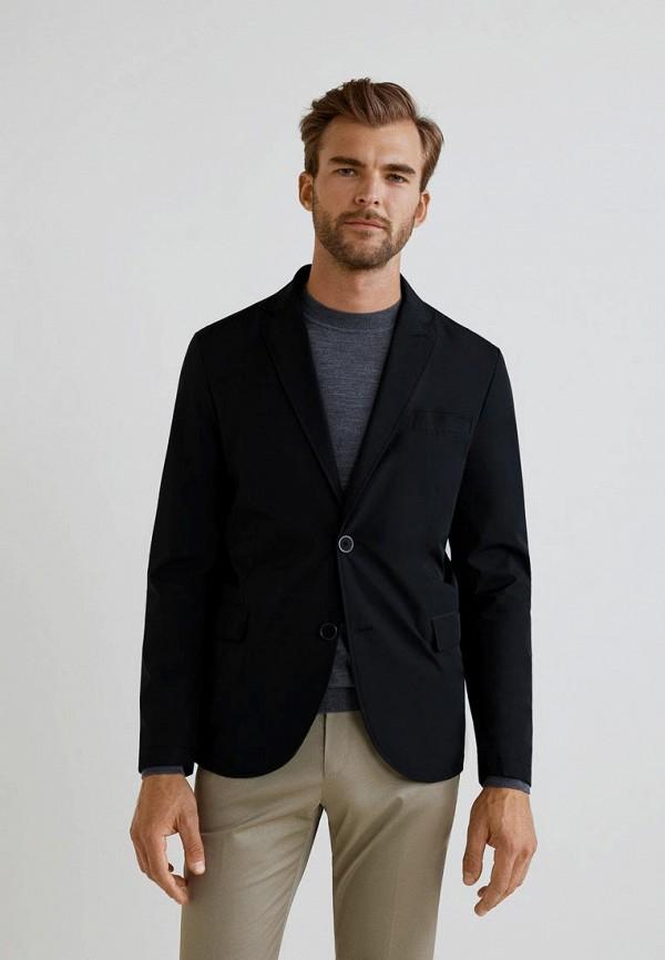 Купить Куртка Mango Man, - FUSE, HE002EMCFMI9, черный, Осень-зима 2018/2019