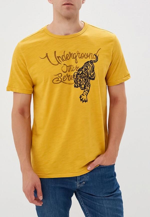 Футболка Mango Man Mango Man HE002EMCGJB3 футболка mango man mango man he002embwol5