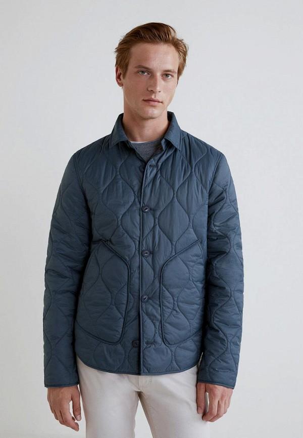 Купить Куртка утепленная Mango Man, - TARGET, HE002EMCOCW0, серый, Осень-зима 2018/2019