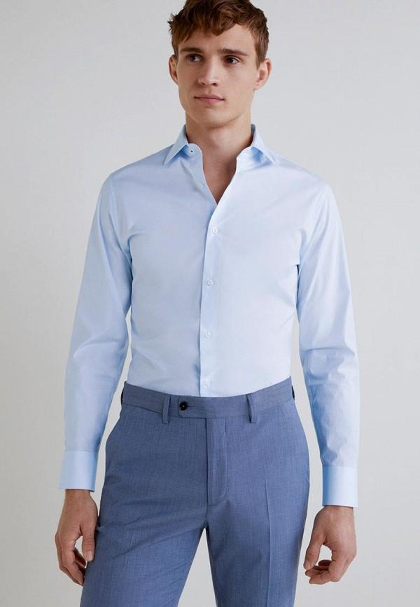 Рубашка Mango Man Mango Man HE002EMDGYR7 цена 2017