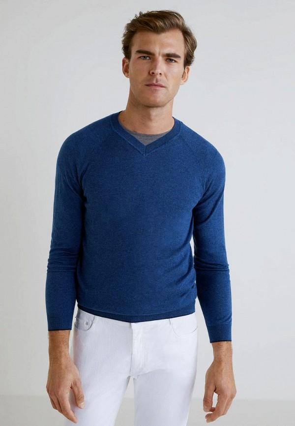 Пуловер Mango Man Mango Man HE002EMDQCX0 цена