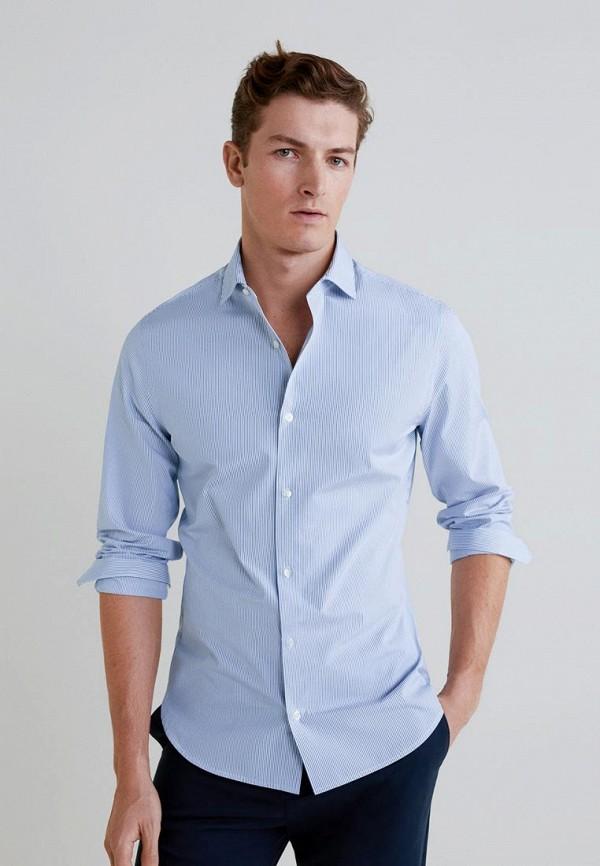 Рубашка Mango Man Mango Man HE002EMEIJS7 цена
