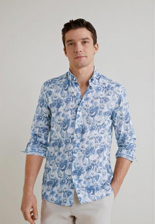 Рубашка Mango Man Mango Man HE002EMELGT9 рубашка mango man mango man he002emeued5