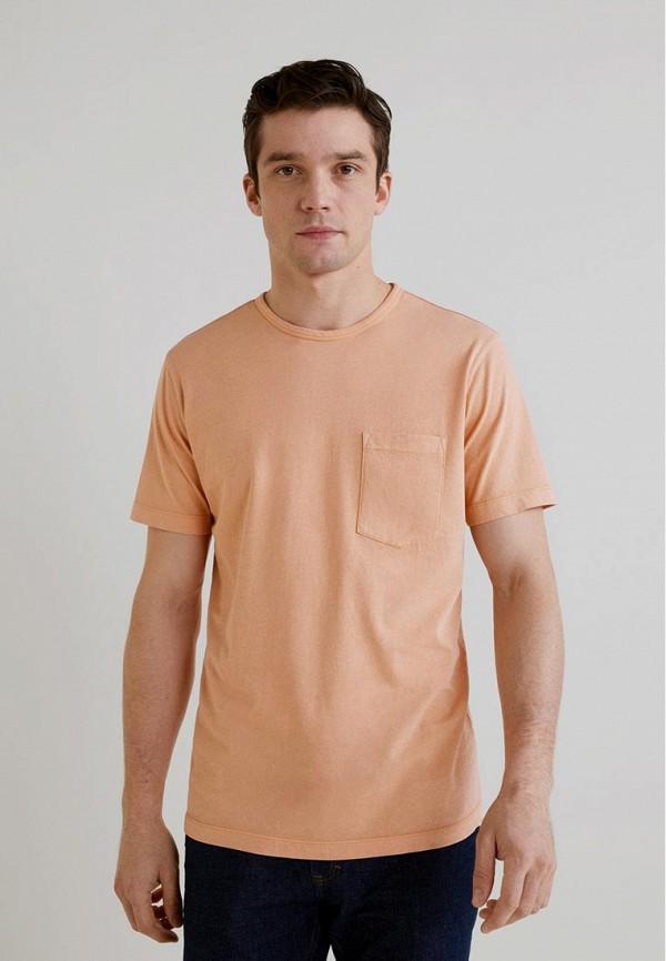 Футболка Mango Man Mango Man HE002EMEMMO4 футболка mango man mango man he002emeqqt1