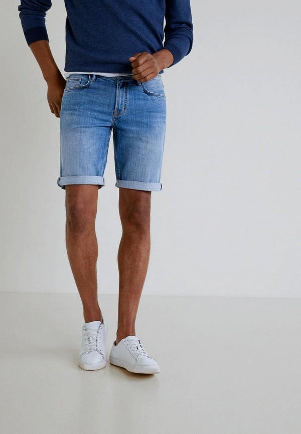 Шорты джинсовые Mango Man Mango Man HE002EMEQRD0 цена