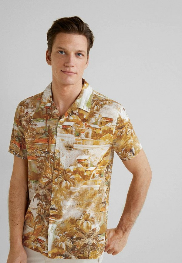 Рубашка Mango Man Mango Man HE002EMEUED5 рубашка mango рубашка