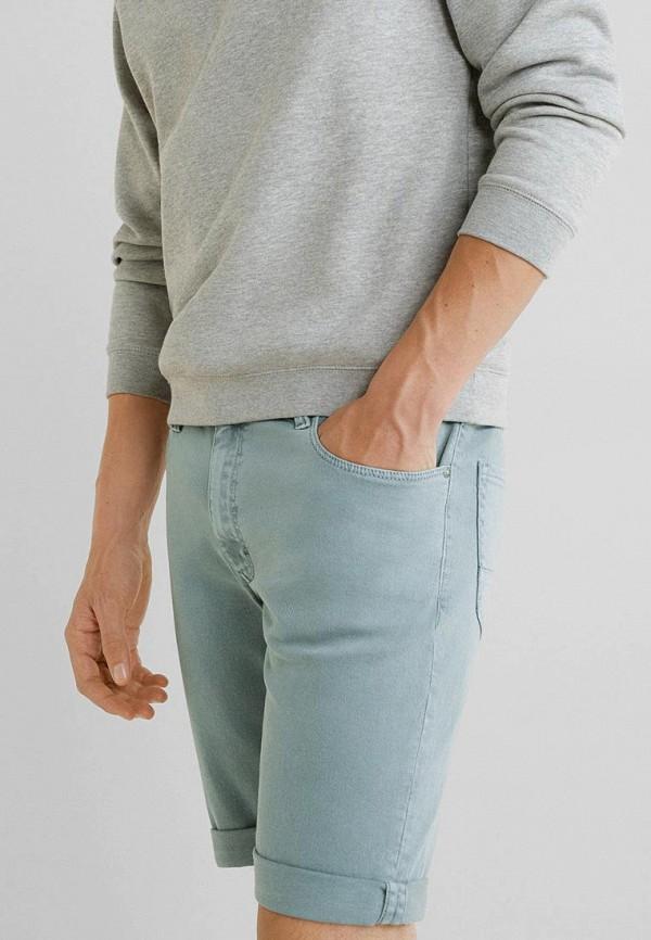 Шорты джинсовые Mango Man Mango Man HE002EMEUEG3 цена