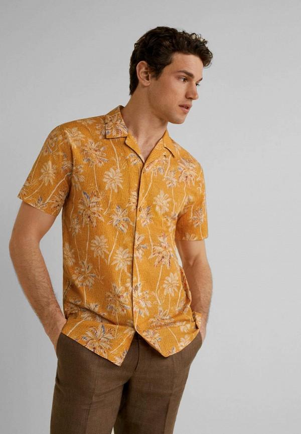Рубашка Mango Man Mango Man HE002EMEUFL5 недорго, оригинальная цена