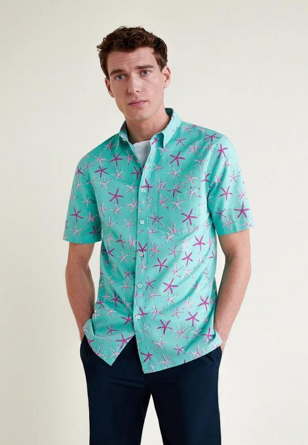 цены на Рубашка Mango Man Mango Man HE002EMEWKR4  в интернет-магазинах