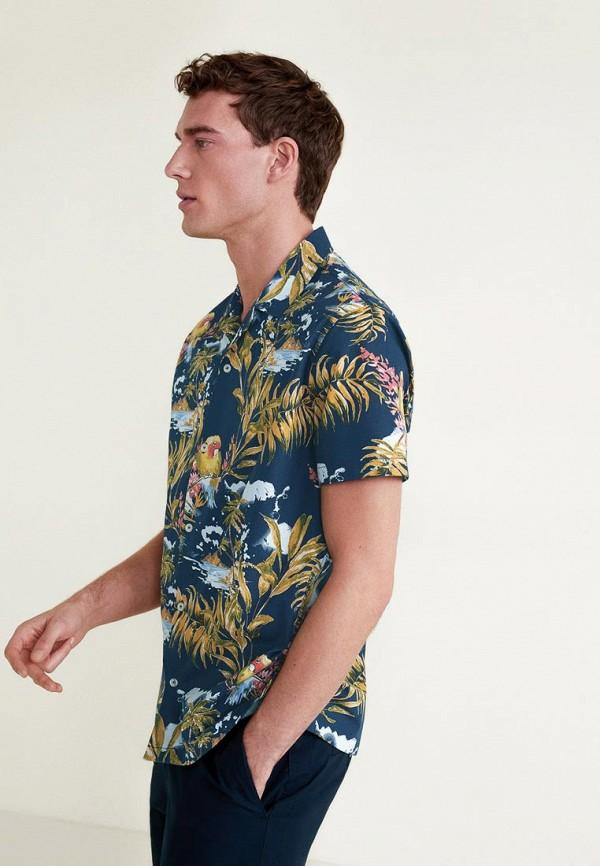 Рубашка Mango Man Mango Man HE002EMEWKS3 рубашки mango man рубашка tiger