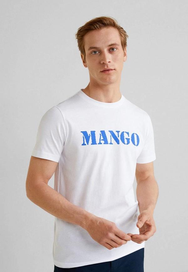 Футболка Mango Man Mango Man HE002EMFCNG0 футболка mango man mango man he002emeikb7