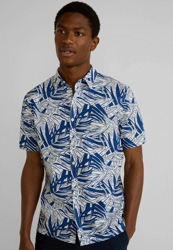 Рубашка Mango Man Mango Man HE002EMFHPD2 платок mango man mango man he002gmbudt9